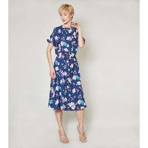 Click Woman's Dress Dares  Blue