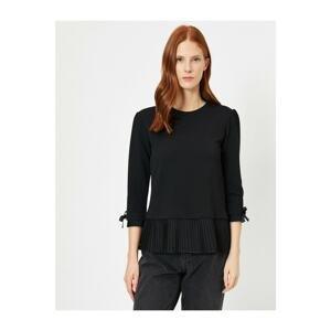 Koton Sleeve Detailed T-shirt