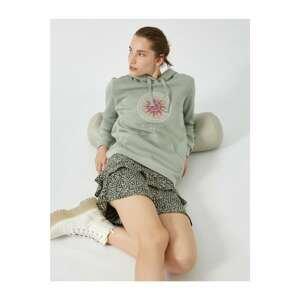 Koton Women's Green Sweatshirt