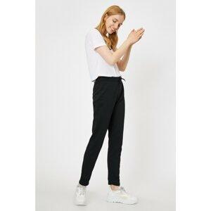 Koton Women's Black Sweatpants
