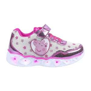 SPORTY SHOES LIGHT EVA SOLE WITH LIGHTS PEPPA PIG