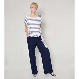 Click Woman's Trousers Gulia  Blue