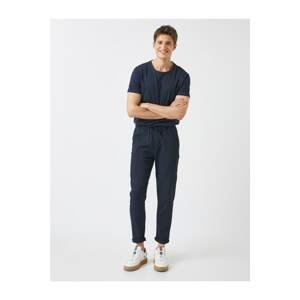 Koton Plaid Pants