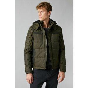 Koton Men's Khaki Coat