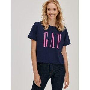 GAP T-shirt crop with logo