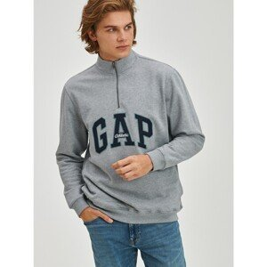 GAP Sweatshirt with zipper stand