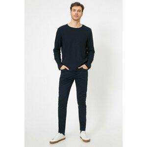 Koton Men's Navy Blue Jean