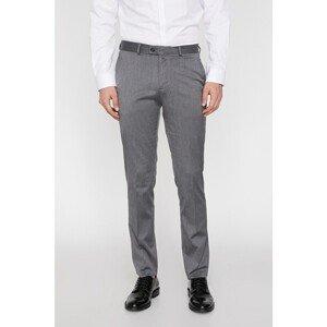Koton Men's Gray Pocket Detailed Trousers