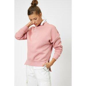 Koton Crew Neck Sweatshirt