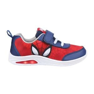 SPORTY SHOES PVC SOLE WITH LIGHTS SPIDERMAN