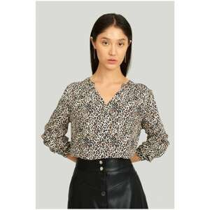 Greenpoint Woman's Blouse BLK12200
