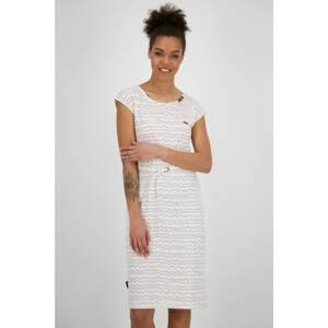 dress Alife and Kickin MELLIAK White