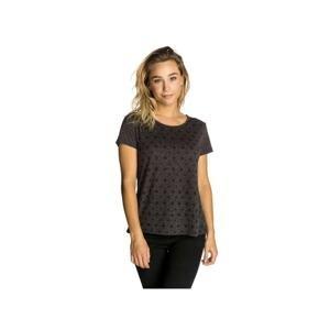 T-shirt Rip Curl MICRO TEE Black Marled