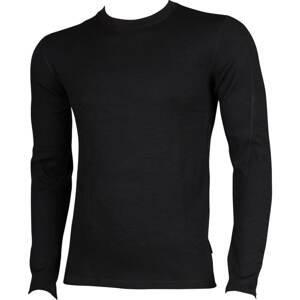 Men's thermal t-shirt VoXX merino black (IN 01)
