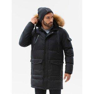 Ombre Clothing Men's winter jacket C514