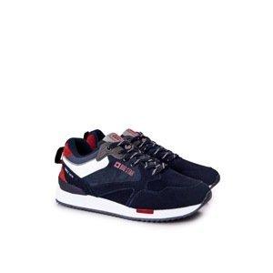 Men's Sport Shoes Big Star II174190 Navy