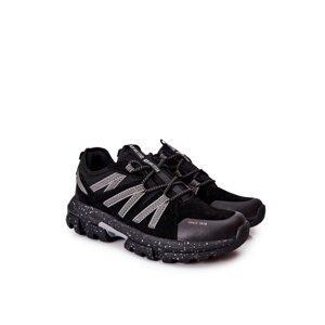 Sport Shoes Big Star II174237 Black