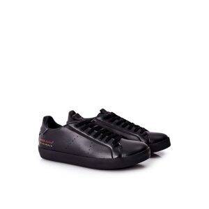 Men's Sneakers Cross Jeans Black II1R4013C