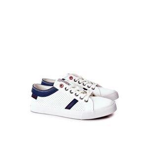 Men's Sneakers Cross Jeans II1R4005C White