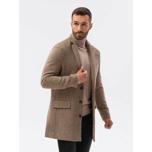 Pánsky kabát Ombre C431