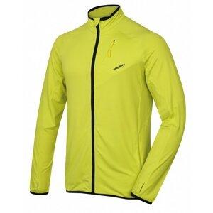 Men's zip sweatshirt Tarp zip M sv. green