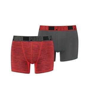 2PACK men's Puma sports boxers multicolored (671018001 029)