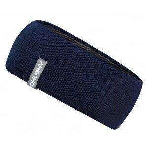 Men's merino headband Merband 1 blue
