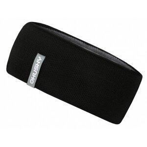 Men's merino headband Merband 1 black
