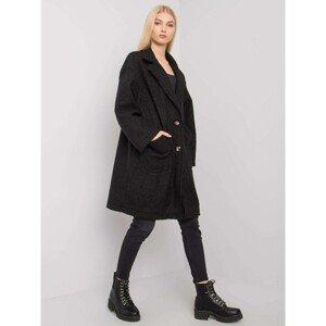 OH BELLA Black ladies' coat