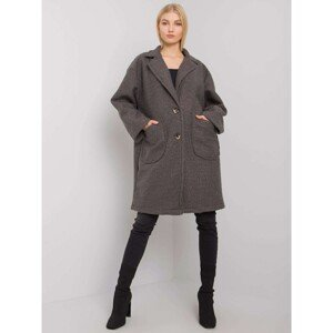 OCH BELLA Graphite ladies' coat
