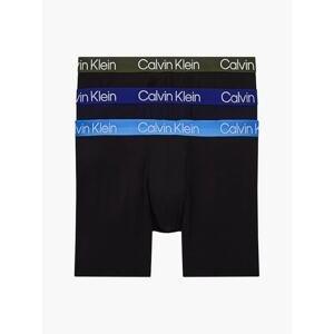 3PACK men's boxers Calvin Klein black (NB2971A-UW9)