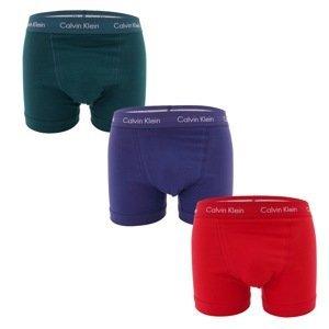 3PACK men's boxers Calvin Klein multicolored (U2662G-WIE)