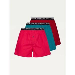3PACK men's shorts Tommy Hilfiger multicolor (UM0UM02327 0SJ)