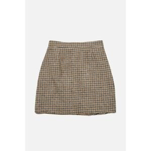 Trendyol Multi Colored Mini Skirt