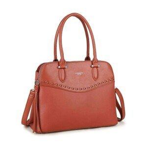 LUIGISANTO Brown handbag
