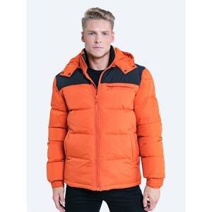Big Star Man's Jacket Outerwear 130226 Brak Woven-701
