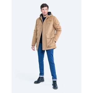 Big Star Man's Jacket Outerwear 130227 Light  Woven-803