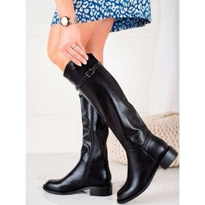 GOODIN ELEGANT BOOTS MADE OF ECO LEATHER