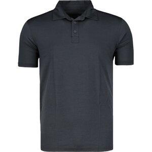 Tričko pánské M MERINO 150 PATTERN POLO