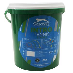 Slazenger Stage 1 Tennis Ball Bucket