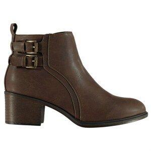 Miso Rossini Buckle Boots Ladies