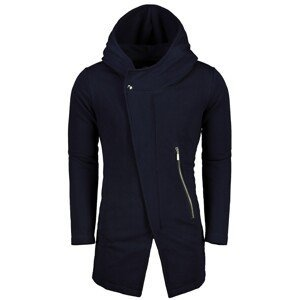 Ombre Clothing MEN'S HOODIE WITH ZIPPER B668 HUGO