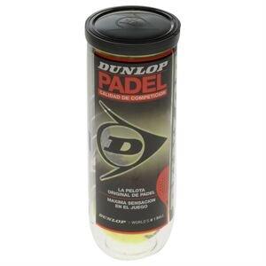 Dunlop Padel Tennis Balls 3 Pack