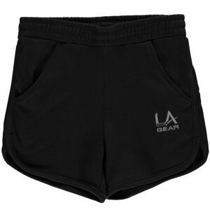 LA Gear Interlock Shorts Junior Girls