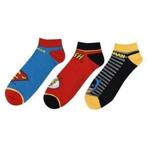 Character Trainer Socks 3 Pack Mens