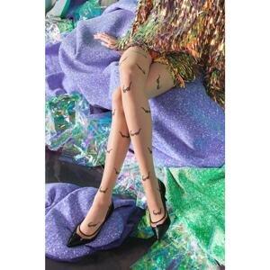 Pančuchové nohavice Gabriella Gabriella Glasses