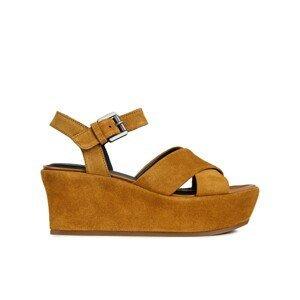 Sandále dámske GEOX D ZERFIE B
