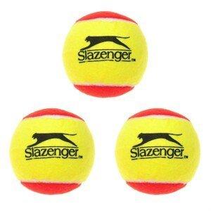Slazenger Stage 3 Red 3 Pack Tennis Balls