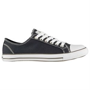 SoulCal Low Pro Canvas Trainers Ladies
