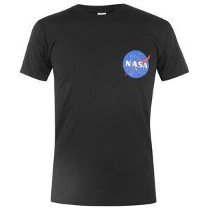 Official Classic Logo NASA T Shirt Mens